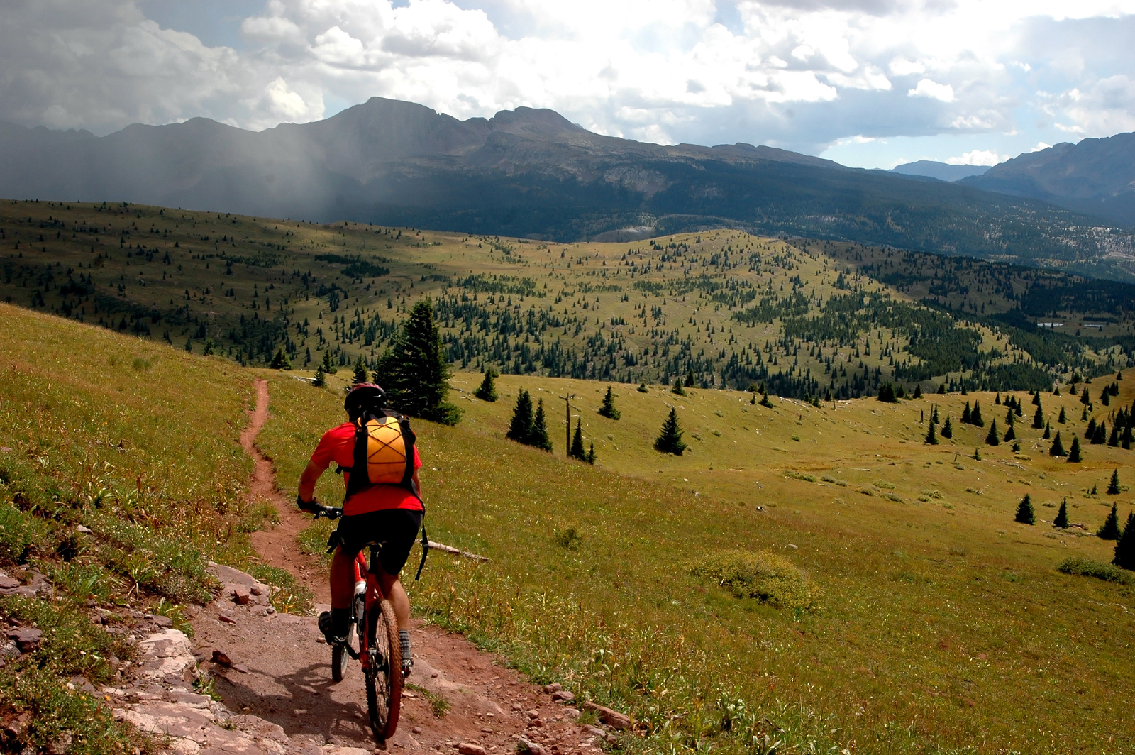 Pikes Peak Mountain Bike Tours Cascade Escapes